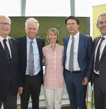 GOLF : Presentation European Ladies Open - Ladies European Open - Kempferhof