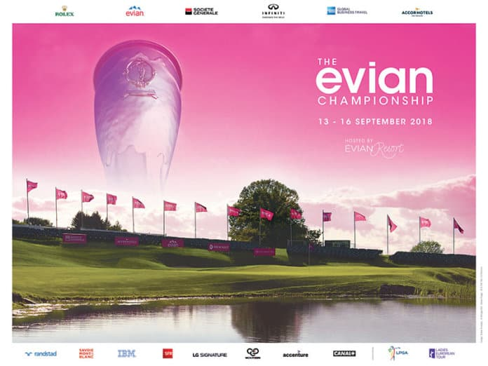 Evian Championship 2018