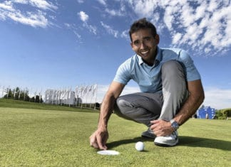 Alejandro reyes - Super Intendant - Golf National