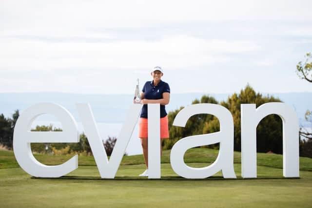 Angela Stanford-Evian Championship 2018