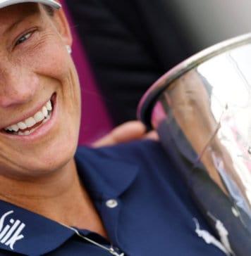 Angela Stanford - EVIAN CHAMPIONSHIP 2018
