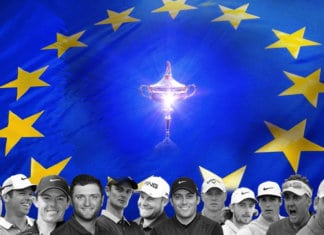 Team Europe - Ryder Cup 2018