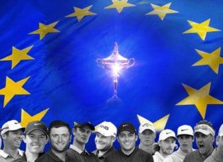 Team Europe - Ryder Cup 2018