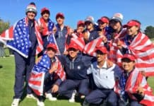 USA-Junior Ryder cup 2018