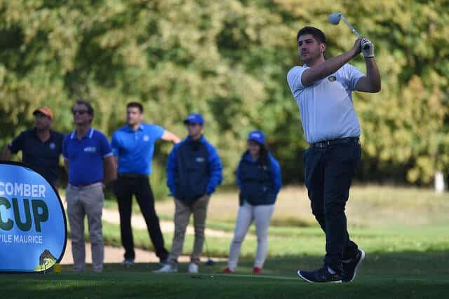 Arnaud - Golf de Chiberta - Finale Beachcomber Golf Cup 2018