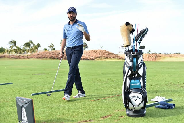 Clinic Julien Xanthopoulos - Beachcomber Golf Cup 2018
