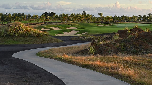 Golf de Mont Choisy - Beachcomber Golf Cup 2018