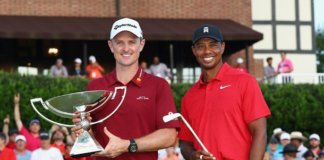 Justin Rose - Tiger Woods - FedEx Cup 2018