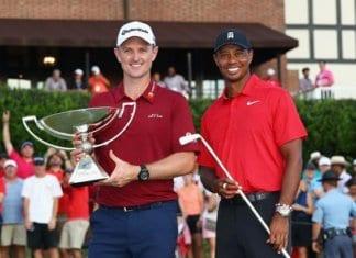 Justin Rose - Tiger Woods - FedEx Cup 2018