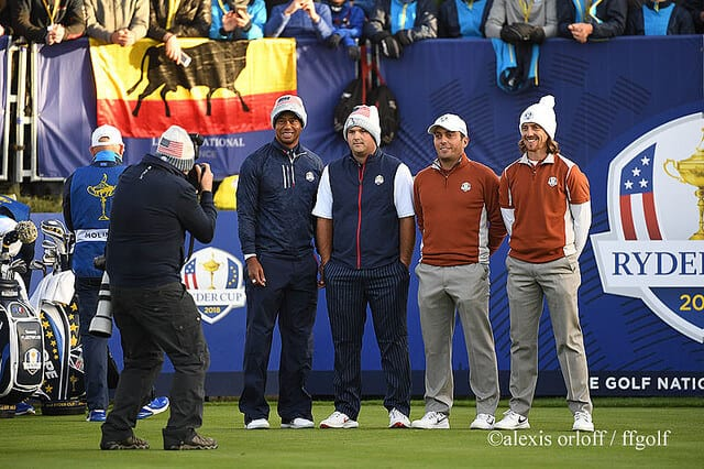 USA - EUROPE _Ryder Cup 2018