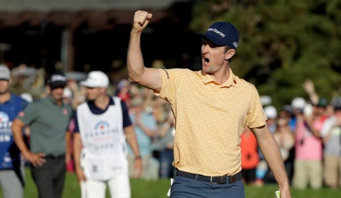 Justin Rose - Farmers Insurance Open 2019