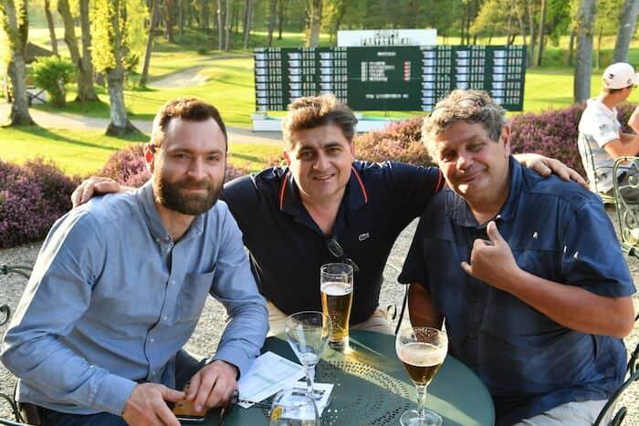 Voiturette connectée - Tee Vee - Live golf
