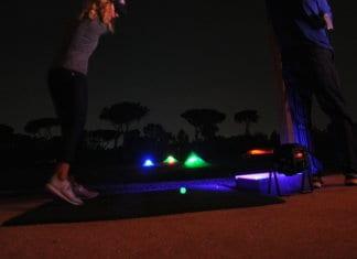 Starlight Golf - Practice de nuit