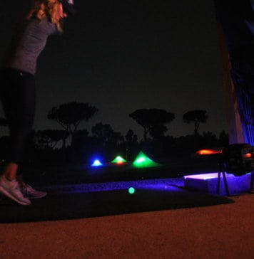 Starlight Golf - Practice de nuit