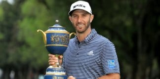 Dustin Johnson - WGC Mexico 2019