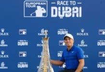 European Tour - Race to Dubaï - Francesco Molinari
