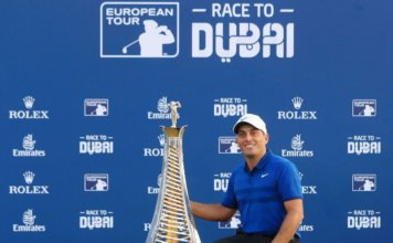 European Tour - Race to Dubaï - Francesco Molinari