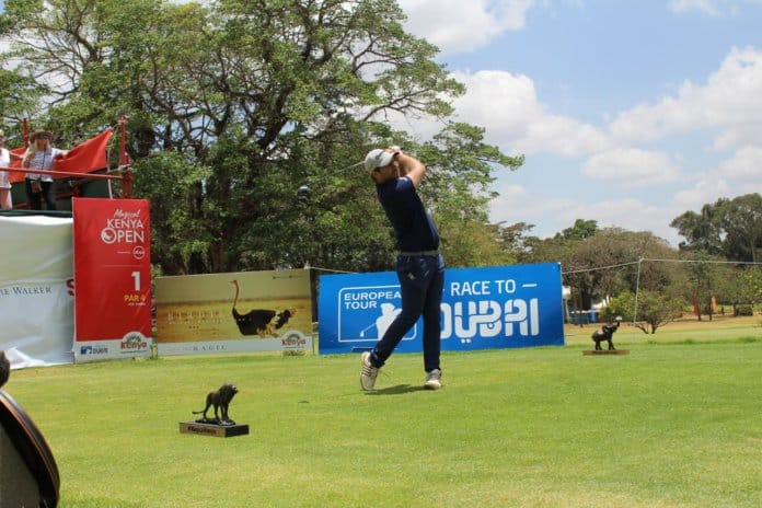 Romain Langasque - Kenya Open 2019-Rd3