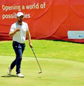 Romain Langasque - Kenya Open - Rd4