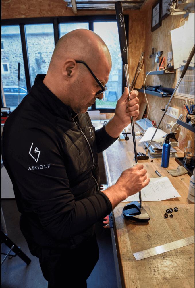 Argolf - Interview Jean-Christophe Jarrige