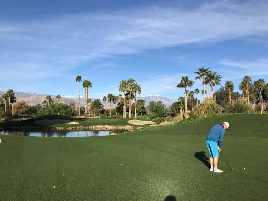 Celebrity Course - Indian Wells Golf Resort