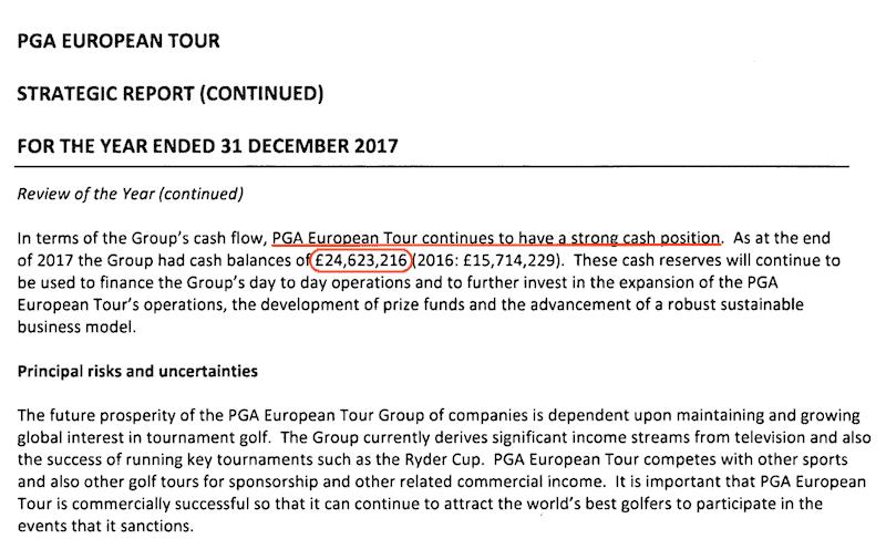 Pascal Grizot conteste les finances de l'ET