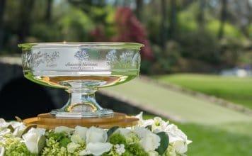 Trophy - Augusta National Women's Amateur Championship
