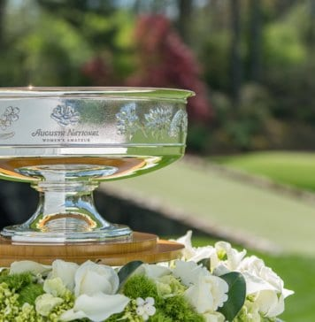 Trophy - Augusta National Women's Amateur Championship