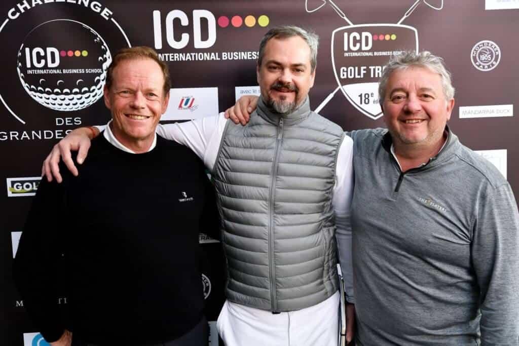 ICG Golf Trophy 2019