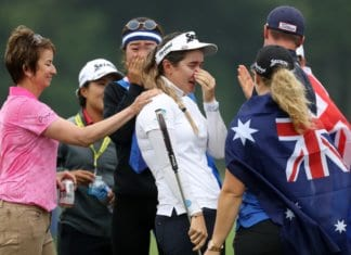 Hannah Green remporte le KPMG PGA Championship 2019