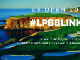 US Open 2019 - Pebble Links - LPBB