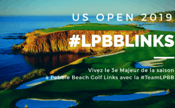 US Open 2019 - Pebble Links - LPBB