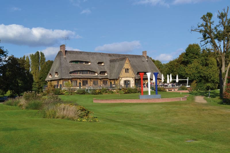 Club-house du golf du Vaudreuil