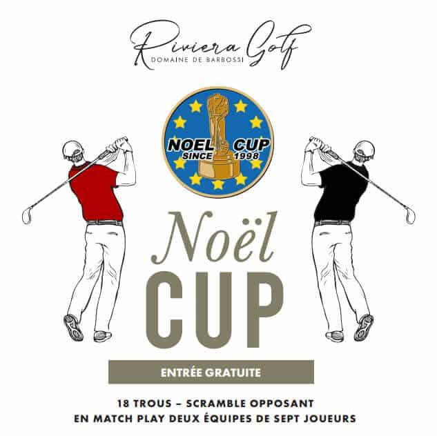 Affiche Noël Cup 2019