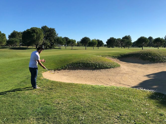 R-Golf Les règles