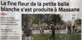Interview Pierre Duperron - Midi libre