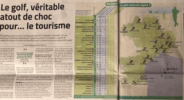 Dossier Tourisme - Midi libre - Pierre Duperron