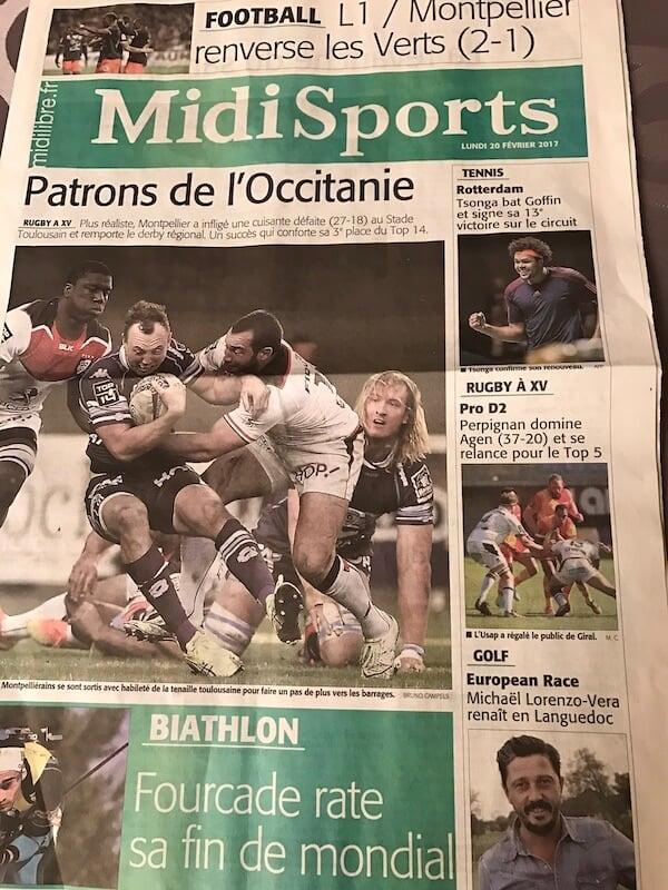 Midi Sports - Midi Libre
