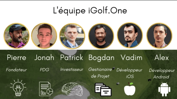 team iGolf.one