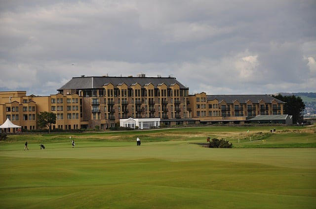 Old Course - St Andrews - Ecosse