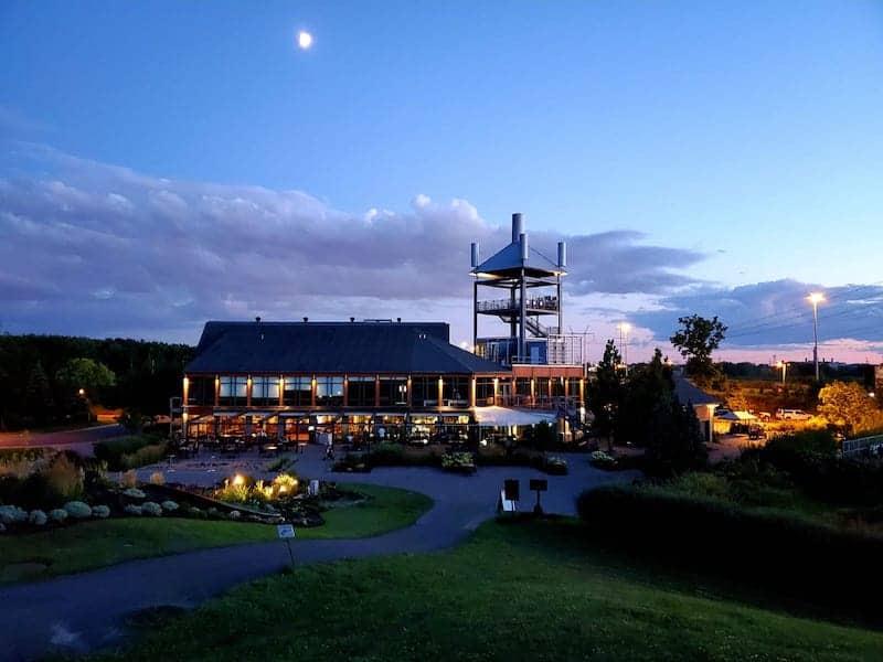 Chalet Club de Golf de l'Ile de Montréal