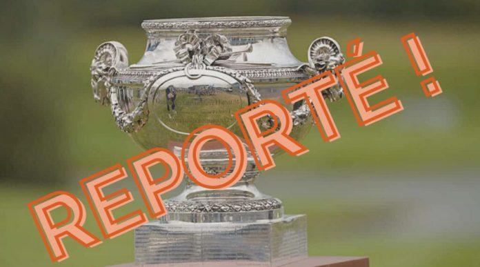 Open de France 2021 reporté