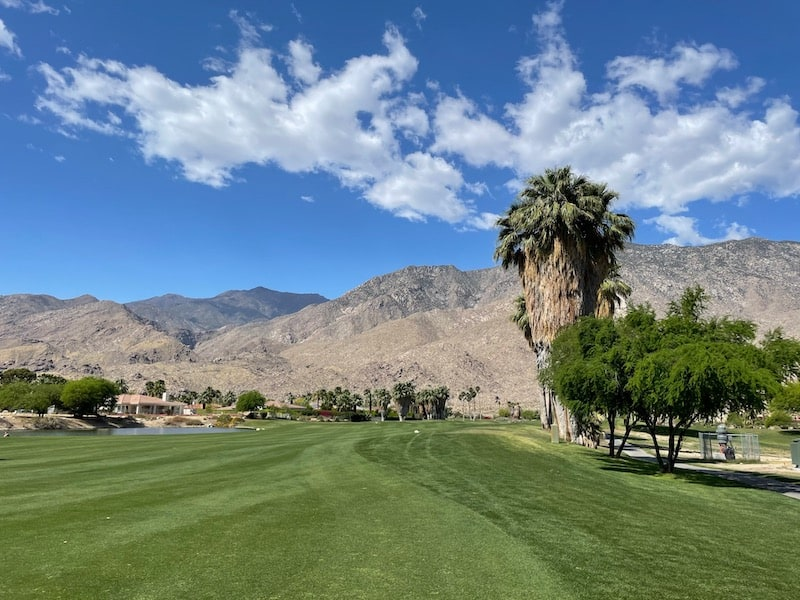 Indian Canyons Golf Resort - South Course